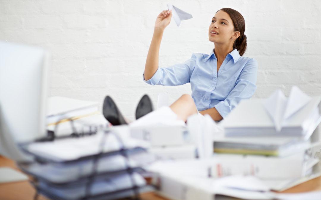Why SPMs Procrastinate on Purpose