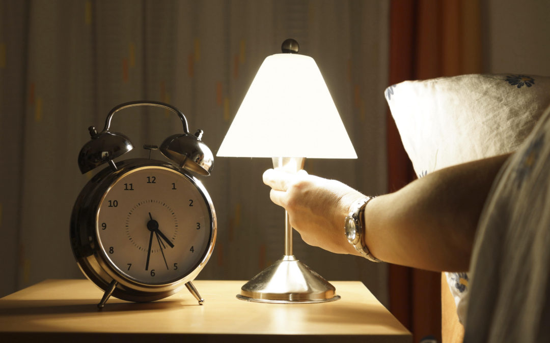 Why SPMs Become Morning People